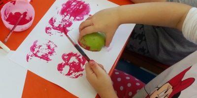 Φρούτα & Αποτυπώματα